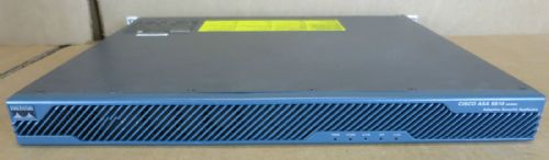 Cisco ASA5510-SEC-BUN-K9 Adaptive Security Appliance Network Firewall + Licenses